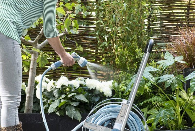Blog Water geven in je tuin