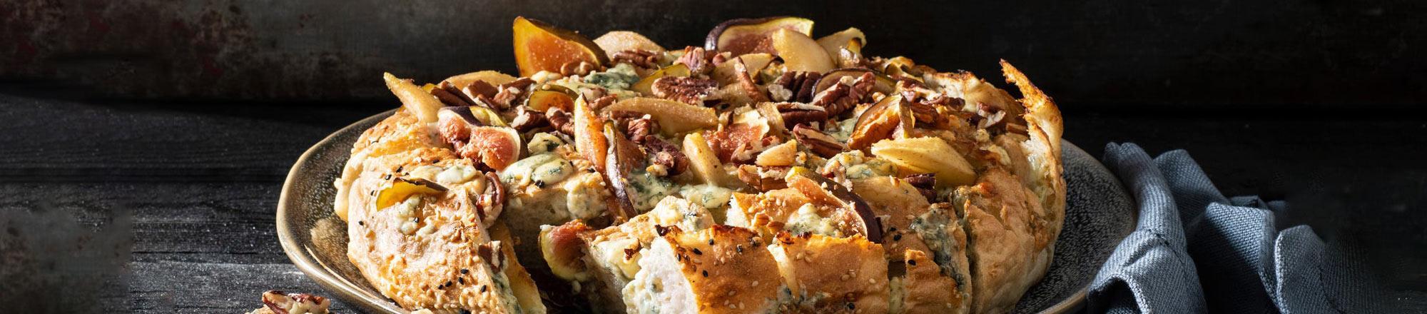 Recept: gevuld Turks brood
