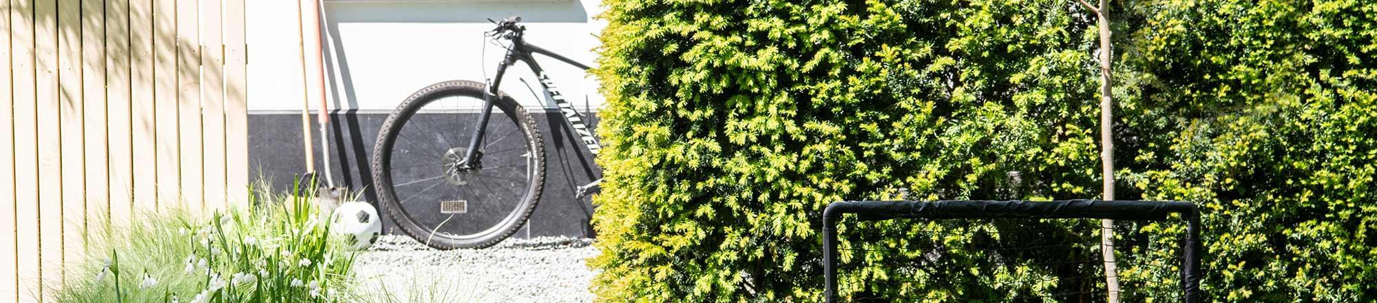 Tuinafscheiding kiezen: groen, natuurlijk of hout?