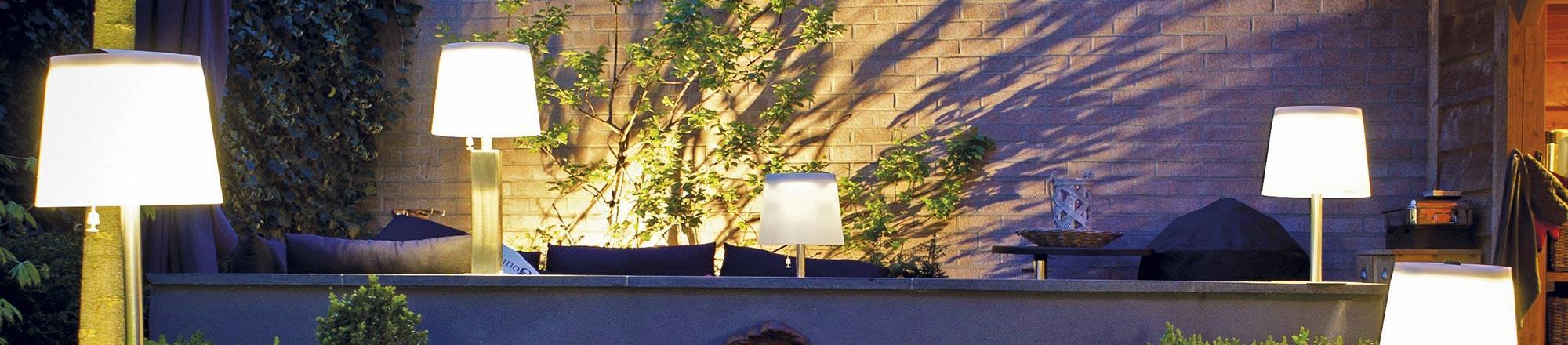 Tuinverlichting kiezen en aanleggen