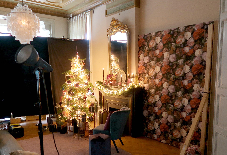 Making of: het kerstmagazine van Intratuin