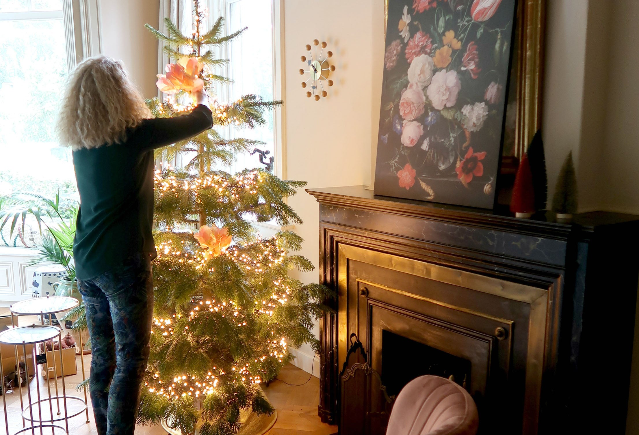 Kerst, kerstboom, kerstverlichting, kerstdecoratie, cadeautjes, kerstspecial, magazine