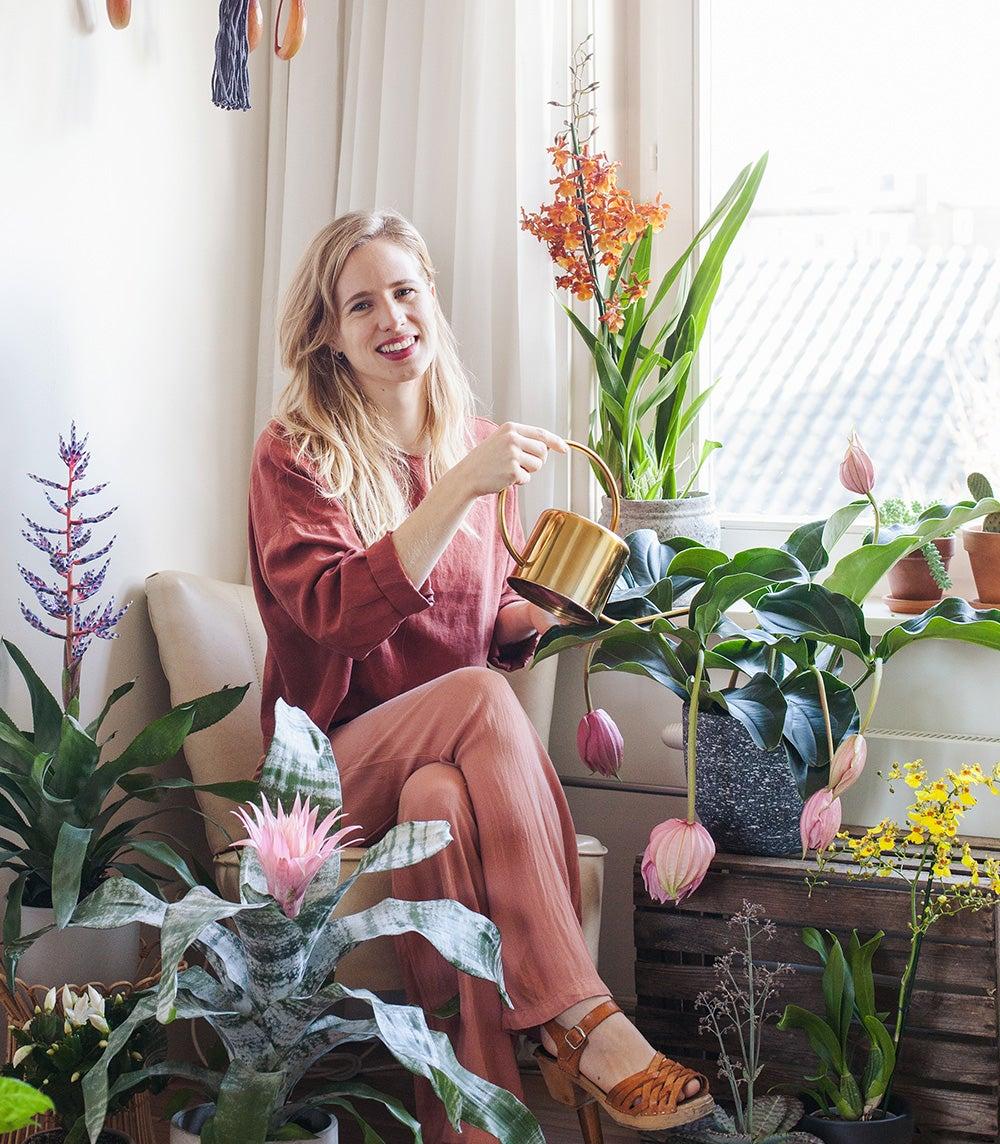 Zo verzorg je bloeiende planten het beste