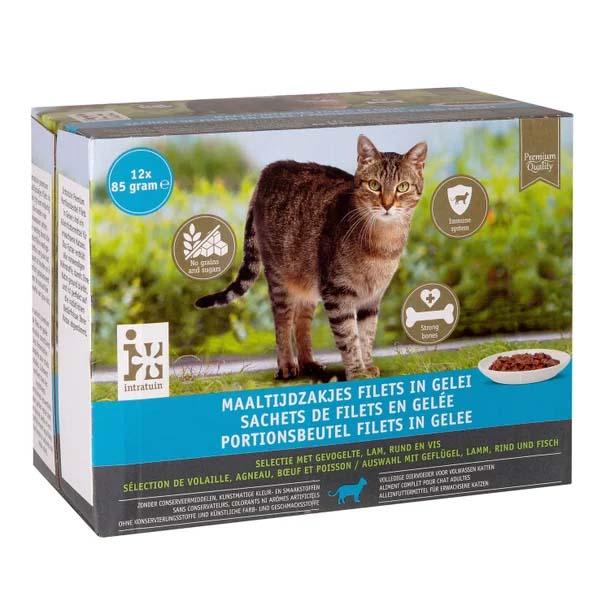 Intratuin Premium kattenvoer in de Intratuin webshop