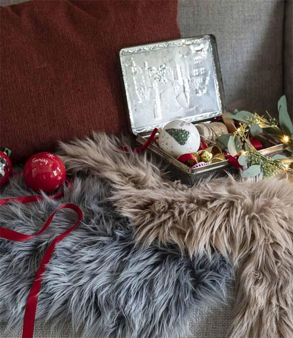 Kerstdekentje