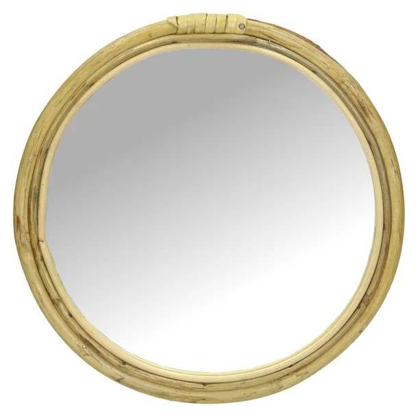 HD Collection spiegel Rita naturel D 25 H 1,5 cm in de Intratuin webshop
