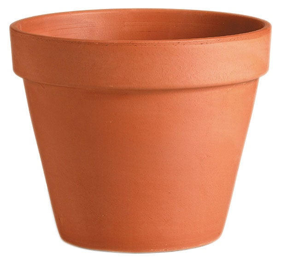 Mega Collections pot D 11 cm terracotta