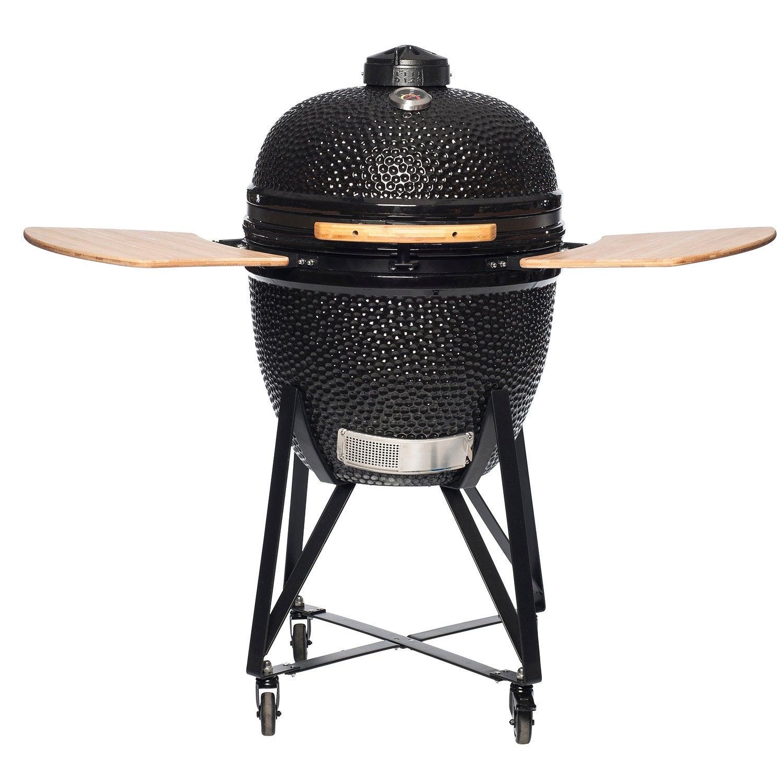 Intratuin barbecue Urban Chef Egg D 59 cm zwart