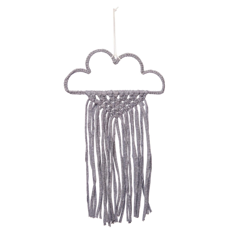 Intratuin dromenvanger Wolk 26 x 48 cm grijs