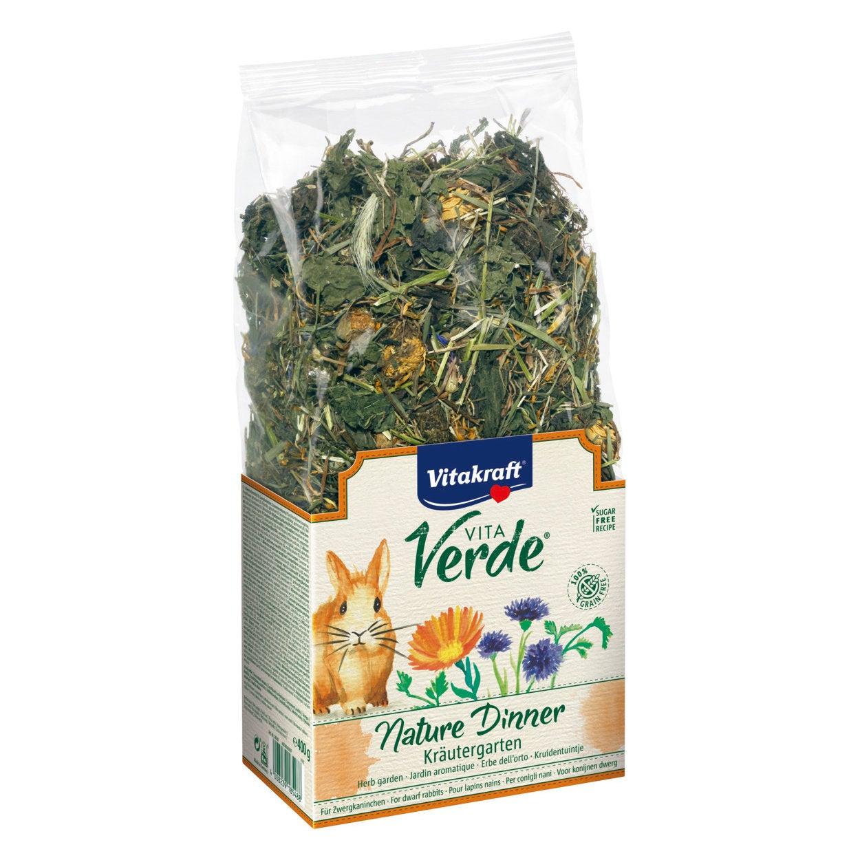 Vitakraft Vita Verde Nature Dinner konijn 400 g