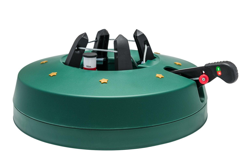 Kerstboomstandaard Start 1 groen D 32 H 11 cm
