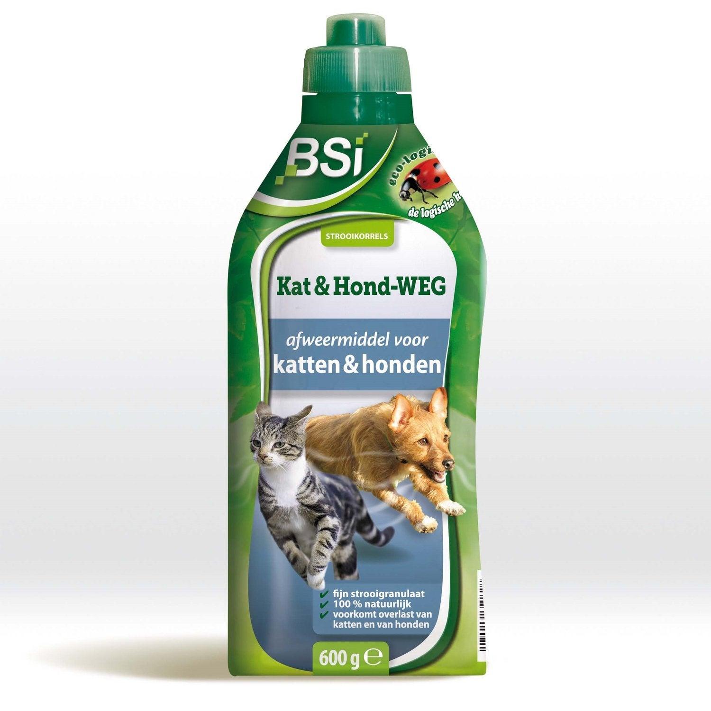 BSI kat en hond weg 600 gr