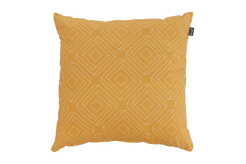 Hartman sierkussen Bibi geel 50 x 50 x 16 cm