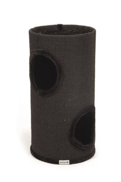 Beeztees krabton Stina 37 x 70 cm zwart