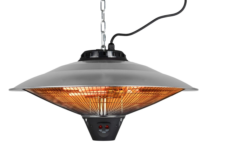 Eurom partytent heater 2100 RC grijs 55 x 61,3 x 35 cm