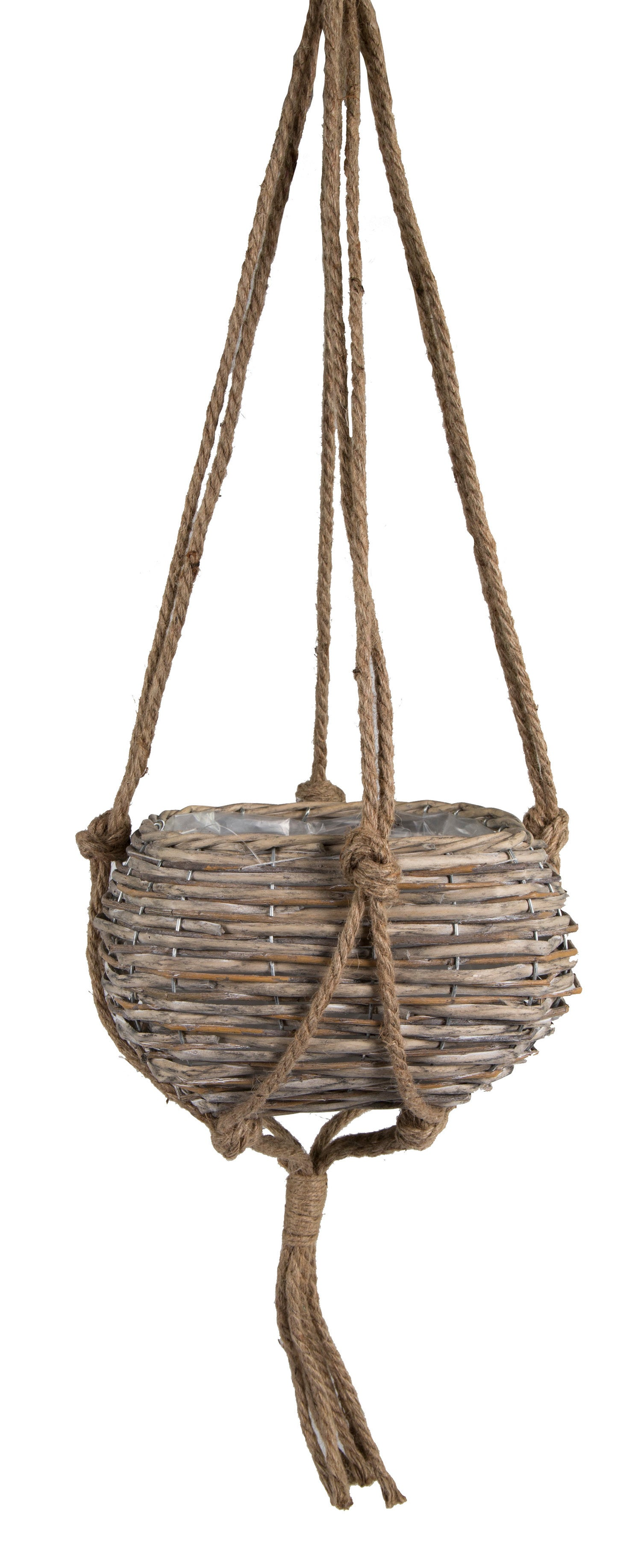 Mega Collections hangmand naturel D 28 H 16 cm
