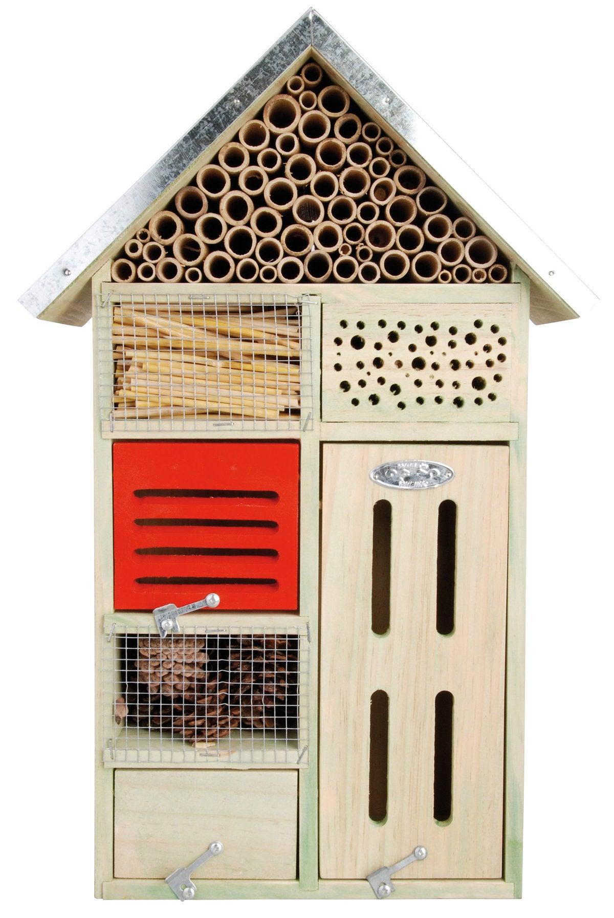 Esschert Design insectenhotel L