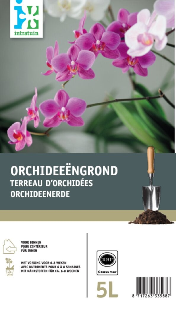 Intratuin orchideeëngrond RHP 5 L