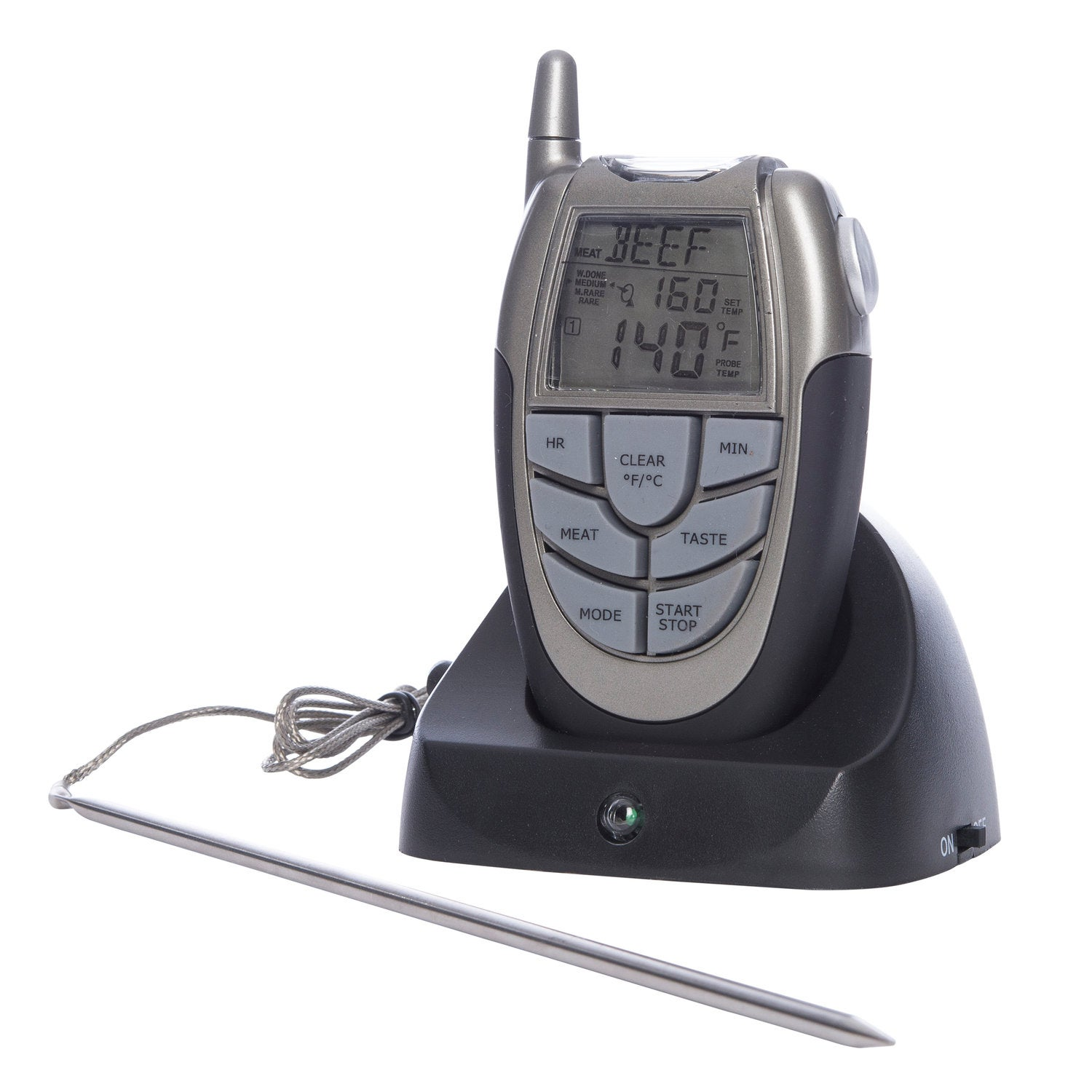 Intratuin Vleesthermometer met timer