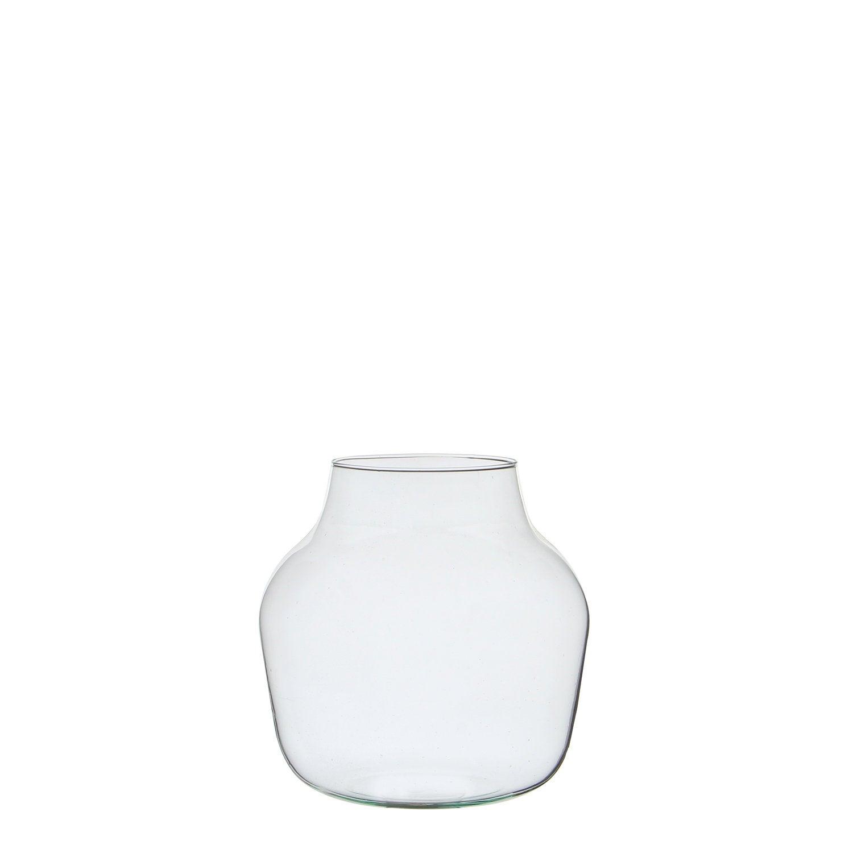 Every Days vaas Lucello glas D 19 H 19 cm transparant