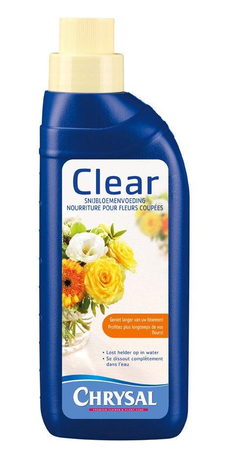 Chrysal clear snijbloemenvoeding 500 ml