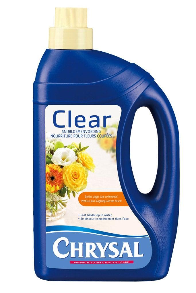 Chrysal clear snijbloemenvoeding 1 L