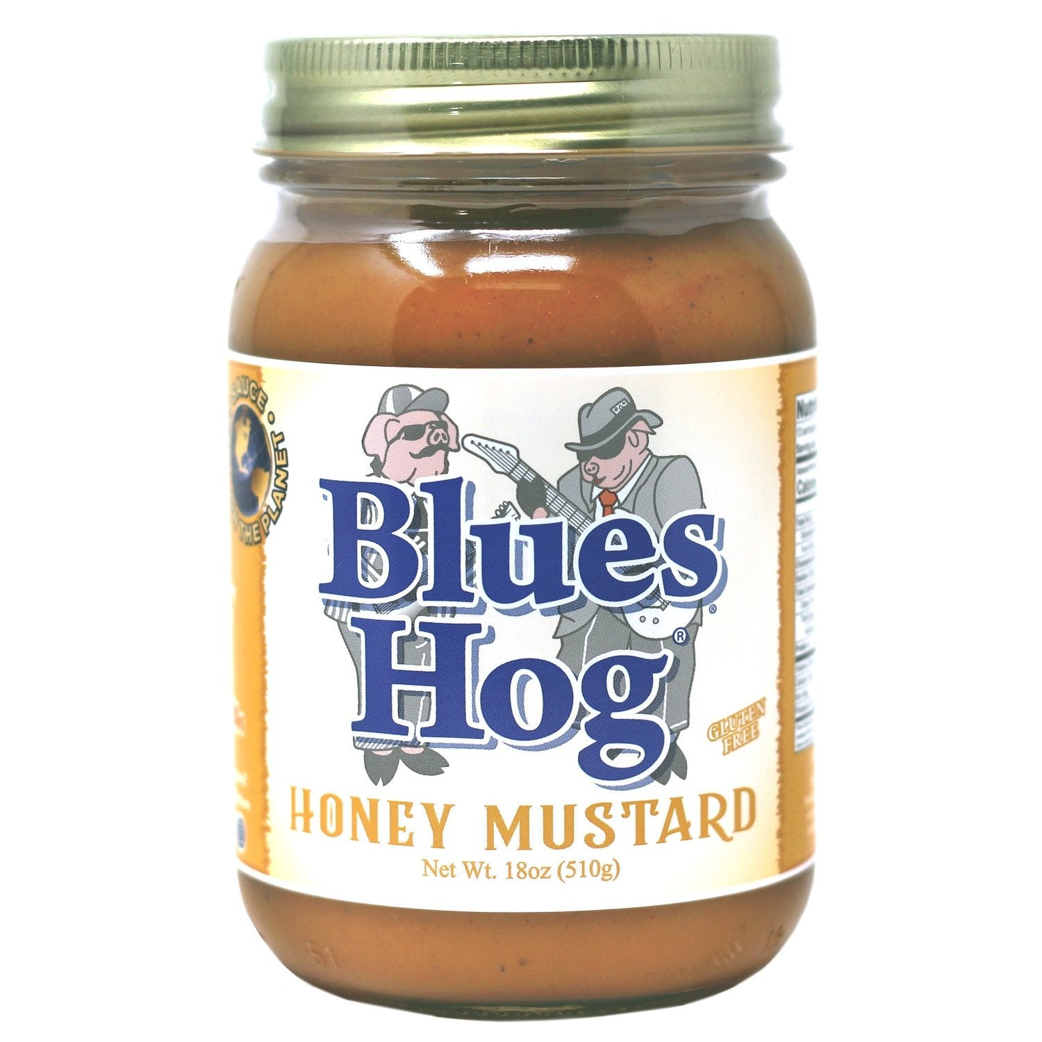 Blues Hog barbecuesaus Tennessee red 510 ml | Intratuin