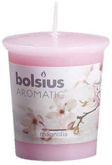 Bolsius-geurkaars-magnolia-roze-D-4,5-H-5,4-cm