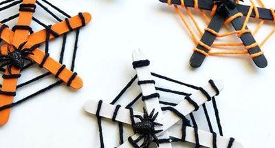 Spinnenweb-(Halloween)
