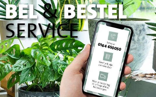 Bel & Bestel service