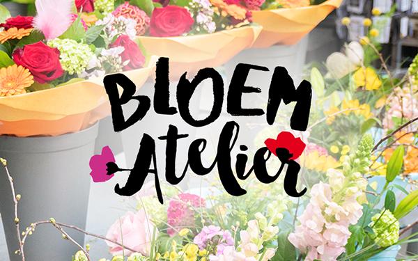 Het Bloemenatelier is geopend!