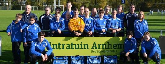 Intratuin Arnhem sponsort G-teams