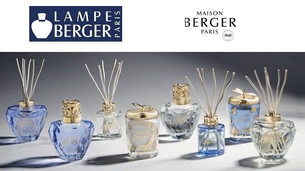 Lampe Berger: Geparfumeerde sfeer