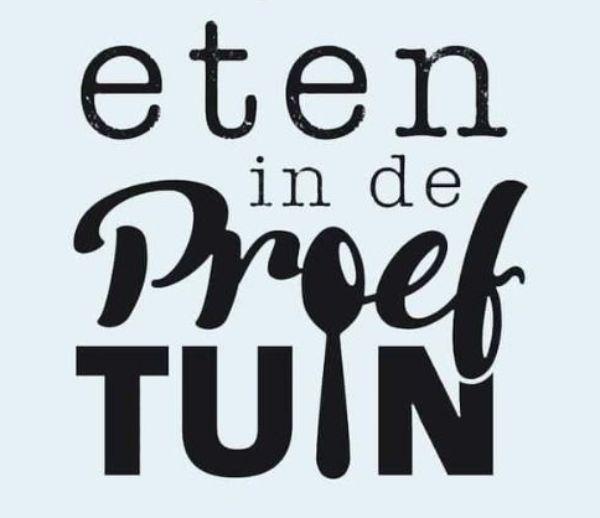 PROEFTUIN Amersfoort open!