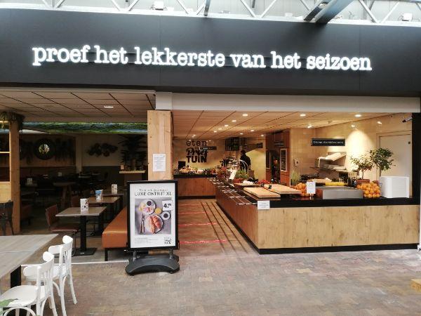 Proeftuin Nijkerk open!