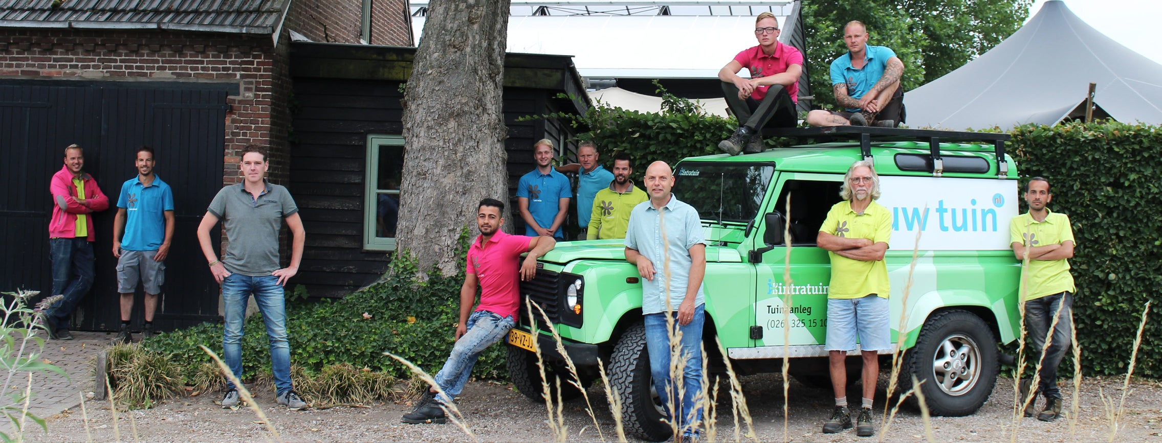 uwtuin.nl, hoveniers