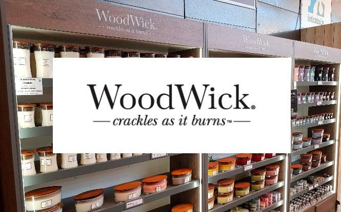 Assortiment WoodWick Kaarsen