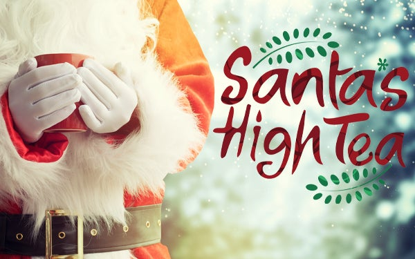 Santa's High Tea