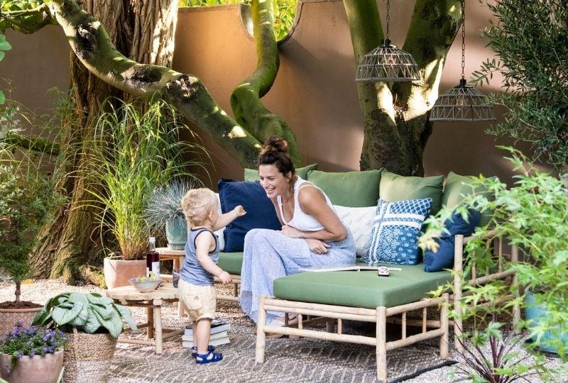 Blog: Tuinmeubelen voor grote en kleine tuinen